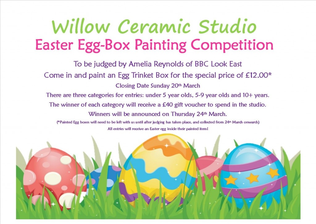 Easter Egg Painting Comp